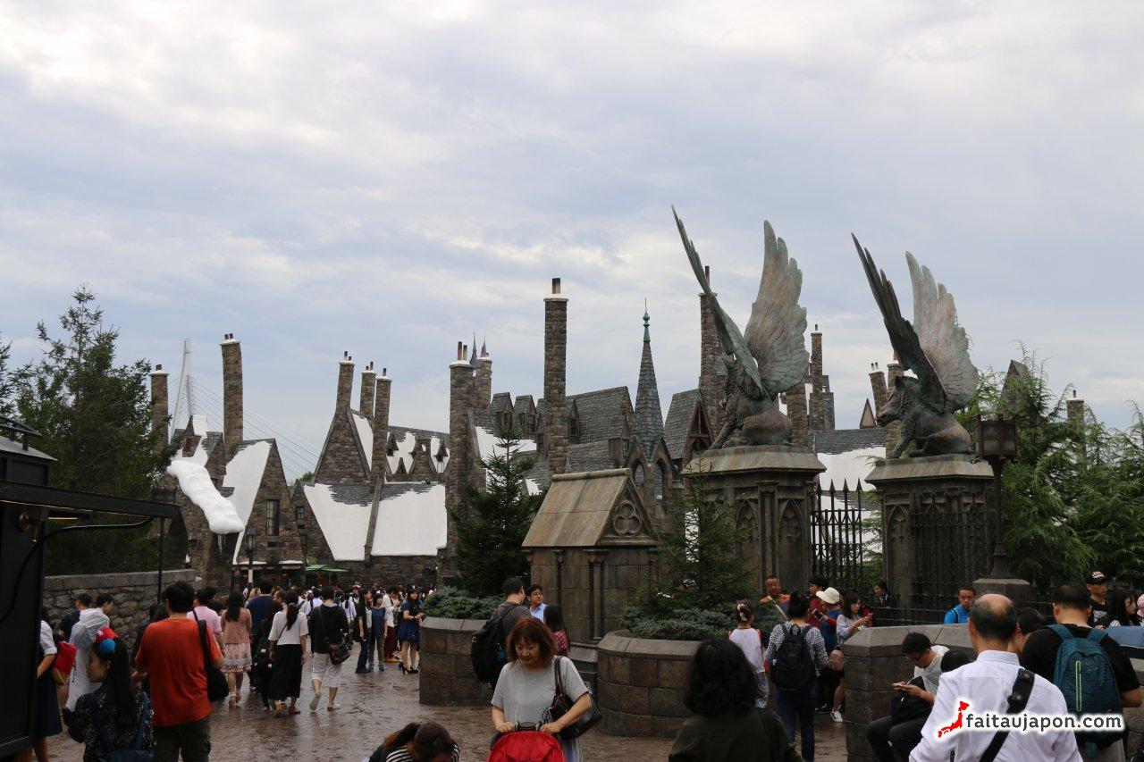 Universal Studio Japan Osaka Harry Potter S World