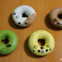Floresta Nature Doughtnuts Kawaii