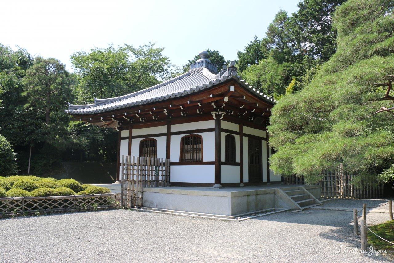 Ry an ji temple zen garden with 5 small islands of 15 for Jardin zen japonais