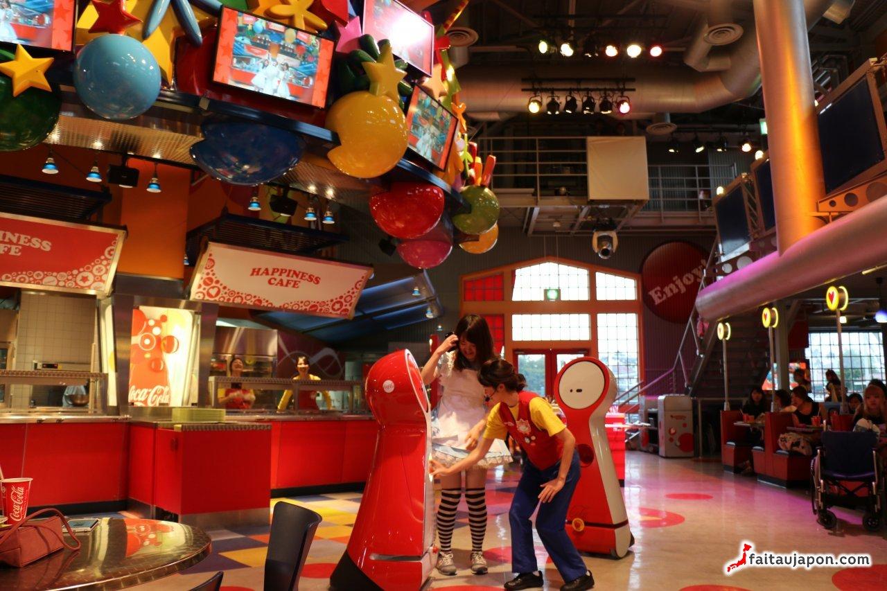 Universal Studio Japan Osaka Fun Theme Restaurants