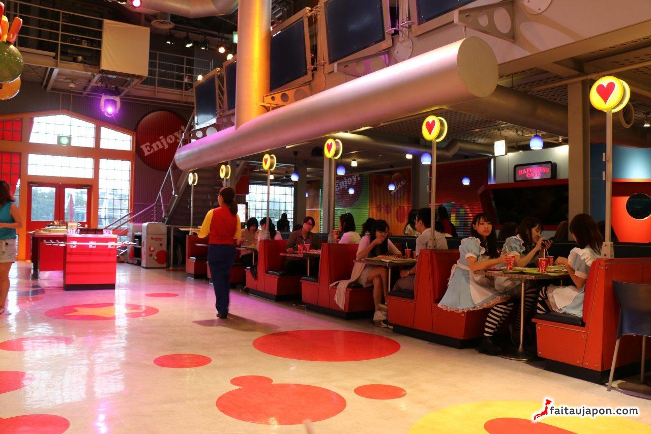Universal Studio Japan Osaka Fun Theme Restaurants Fait
